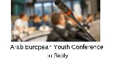 تعاون تشارك في مؤتمر الشباب العربي الاوروبي في صقيلية