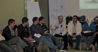 صور من لقاءات مشروع شركاء من أجل التغيير