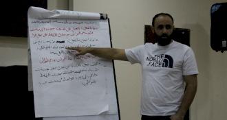 صور من برنامج شركاء من أجل المسائلة المجتمعية