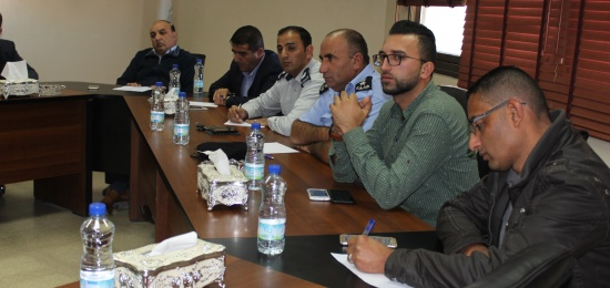Hearing Session in Hebron-Dura