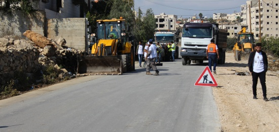 Road Safety and Security Campaign in Dura-Hebron