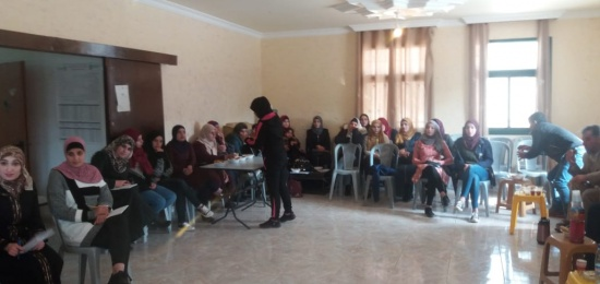Completion of social accountability tools in 26 local councils from different governorates of the West Bank
