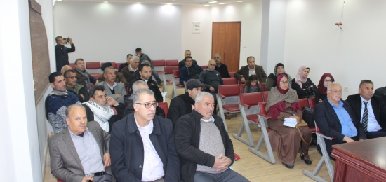 Development of cooperation mechanism between civil police and local communities in Bidya  Taawon For Conflict Resolution in partnership with the Palestinian police and funded by GIZ implemented a preparatory meeting in preparation