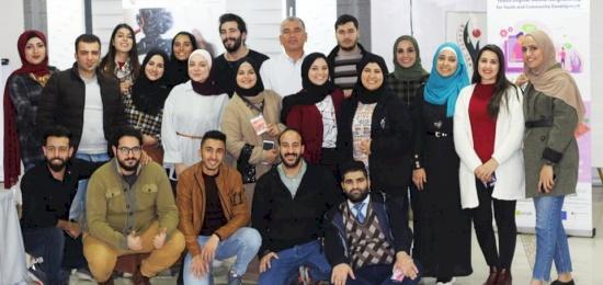 مؤسسة تعاون لحل الصراع  ومركز شغف  تختتمان  دورة تدريبية حول المحتوى الاعلامي
